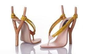 Sling shot shoes?