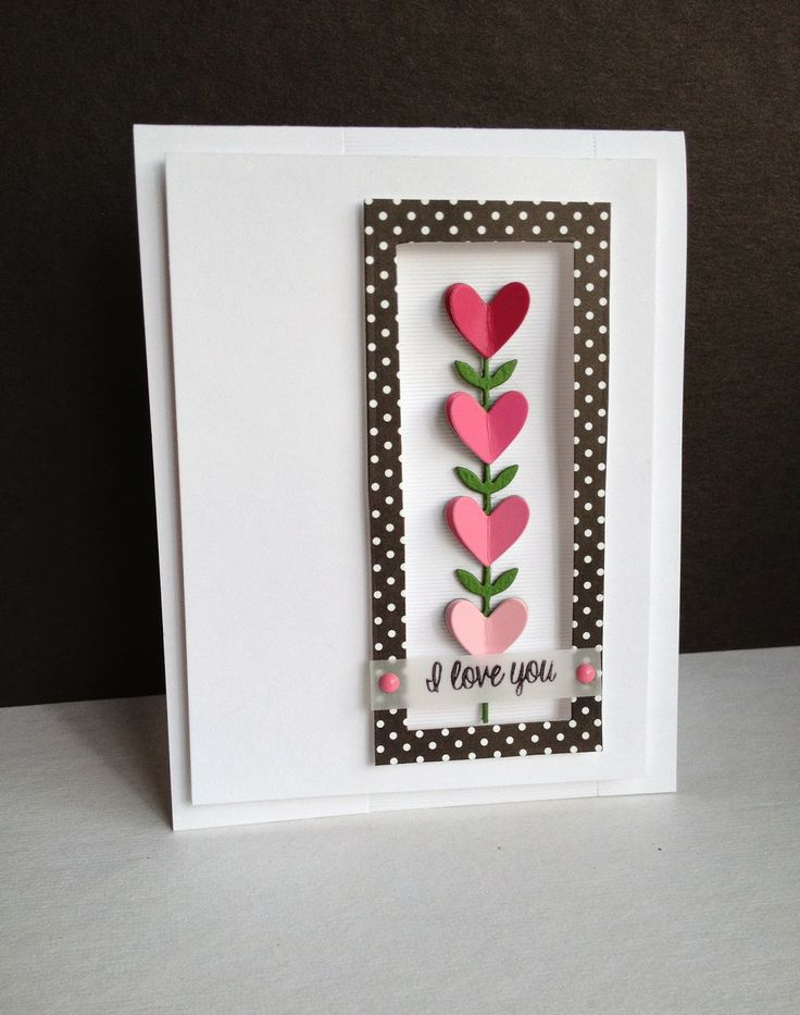 This card has the Wow Factor by Lisa Adessa using Simon Says Stamps Heart…