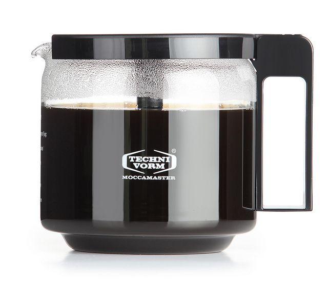 Moccamaster Glass Jug KBG/KBGC/CD/GCS 1,25L Black