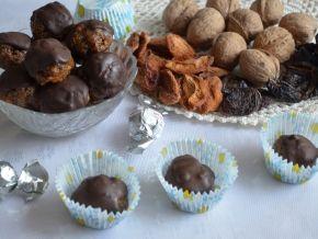 Конфеты из сухофруктов, рецепт с фото. Как сделать полезные конфеты из сухофруктов своими руками?