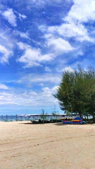 ชายหาดชะอำ (Cha-am Beach) ใน ชะอำ, จังหวัดเพชรบุรี
