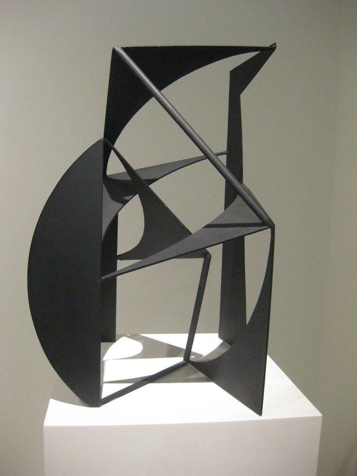 """Danish-born artist Robert Jacobsen (b. 1912-1993) """"Concrétion"""", 1953. Courtesy of ARoS, Denmark. #Dansk #Kunst #Danish #Art"""