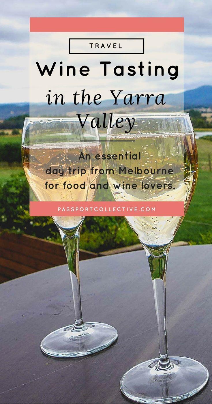 Passport Collective | Travel Guide | Wine | Yarra Valley | Wine Tasting | Grape Grazing