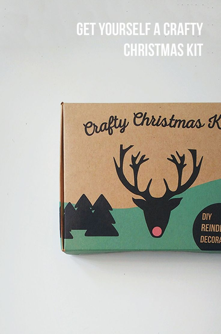 Get your own Crafty Christmas Kit copys
