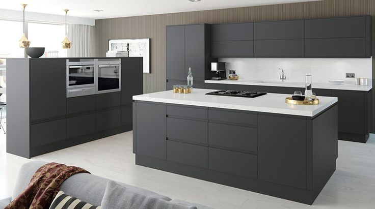 Horizon Anthracite Kitchen - Betta Living