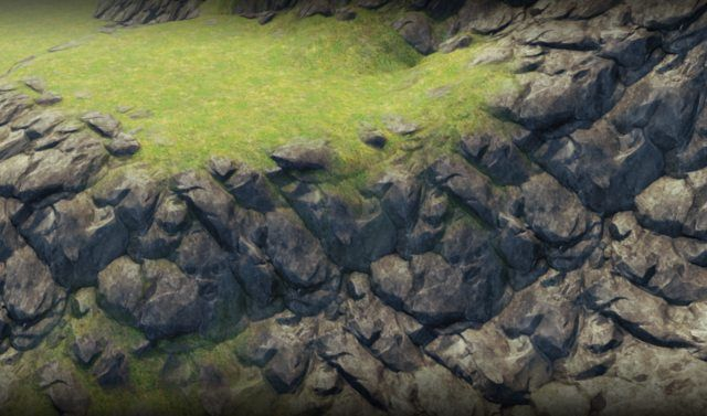 Tutorial Tiling cliff/rock for zbrush - Polycount Forum