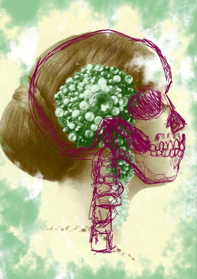 #Mrs. #Skull #ladyladylinda