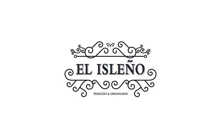 "Consulta mi proyecto @Behance: ""Etiqueta - El Isleño"" https://www.behance.net/gallery/30644331/Etiqueta-El-Isleno"