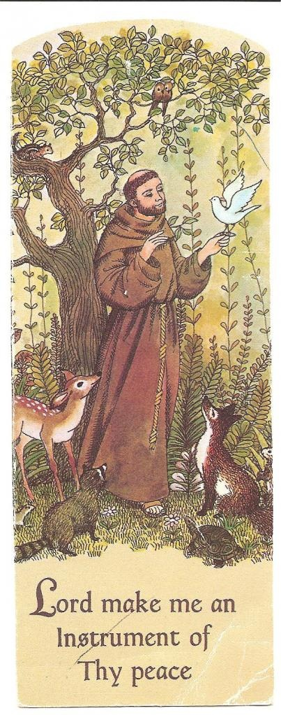 Prayer of St. Francis - Minibook and video