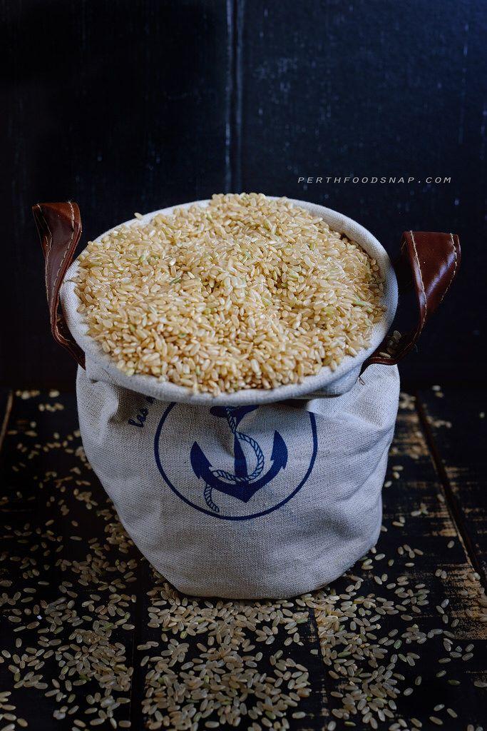 Brown Rice (Raw)