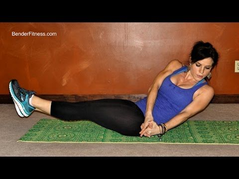 15 Minute HIIT: Total Body Workout with a focus on Core & Fat Burning | Bender Fitness