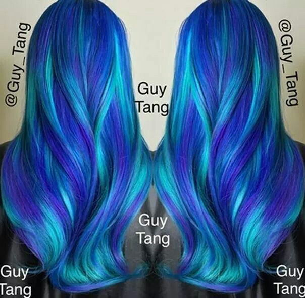 guy tang is a straightup hair ninja......