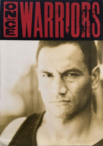 Once Were Warriors original 1994 New Zealand Info Book. Available for purchase from our website.