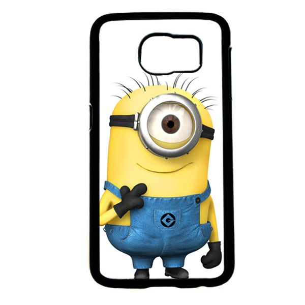 Samsung Galaxy S6 Mobilskal Dumma Mig Minion