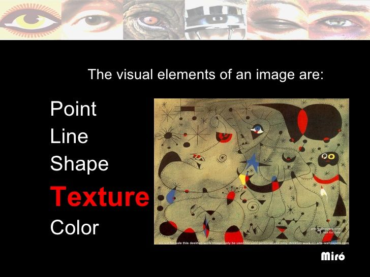 What Are The Visual Elements Of Art : Best ideas about visual elements of art on pinterest
