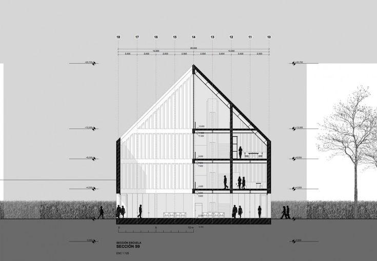 Architecture Photography: School Farm / Felipe Grallert Architects School Farm (56) – ArchDaily