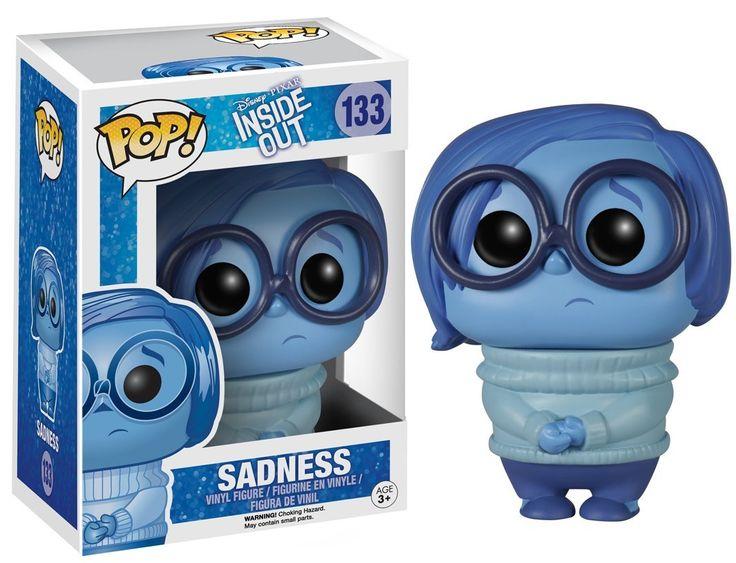 Funko - Figurine Disney Vice Versa - Sadness Pop 10cm - 0849803048778: Amazon.es: Juguetes y juegos