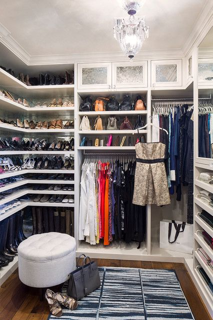 This is my dream closet