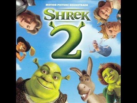 Desenhos animados em portugues ღ Shrek 2 ღ Filme Completo Dublado