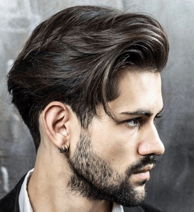 30 best classy simple haircuts for male images on. Black Bedroom Furniture Sets. Home Design Ideas