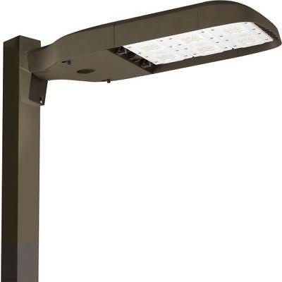 Progress Lighting PCPAE-180-5-BZ LED Parking Lot Light - 181W - IES Type 5 Distr