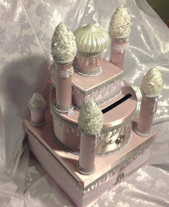 Wedding Card Box Castle By Thatssolovely On Etsy