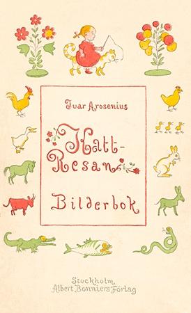 ivar arosenius, kattresan. (1st ed.: stockholm 1923). click image and read the book