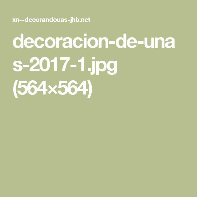 decoracion-de-unas-2017-1.jpg (564×564)