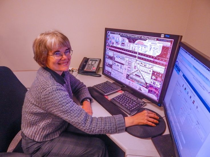 Carolyn Albiston is a computer scientist at Lawrence Livermore National Laboratory (LLNL).