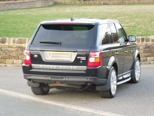 2007 Range Rover Sport 2.7 TDV6 HSE £17,995