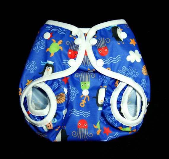 PUL Diaper Cover  Eco Friendly Baby & Toddler by SwaddleinCloth