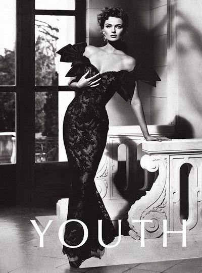 Модели 80-х. Полина Порижкова (Паулина Поризкова) — Look At Me — Посты — поток «Мода»