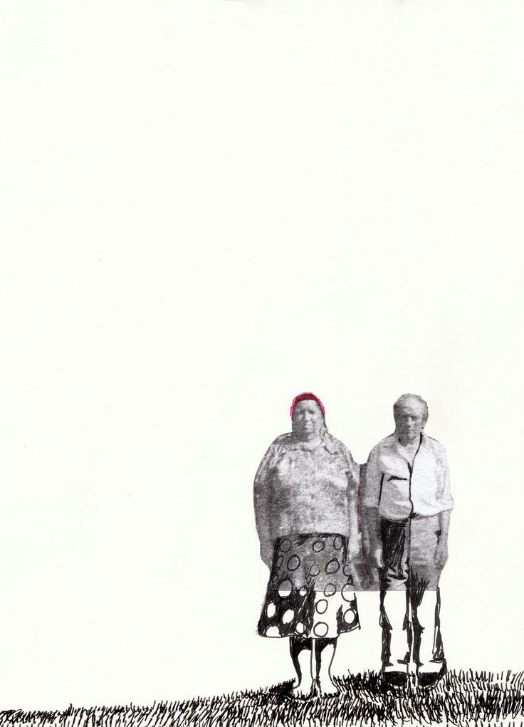 "Family Journal - ""Grandpa & Grandma"" © 2014 Maria Balan"