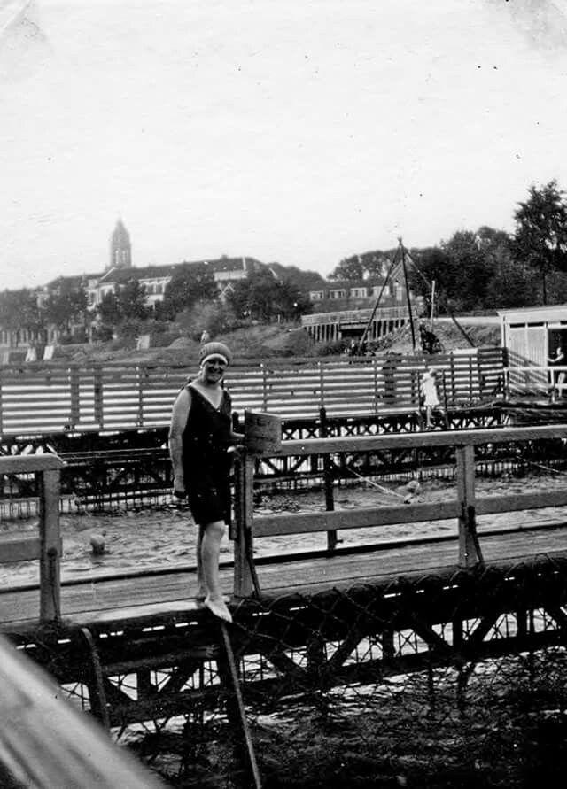 Rijnbad, 1925.