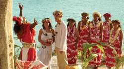 Have a tahitian vow renewal