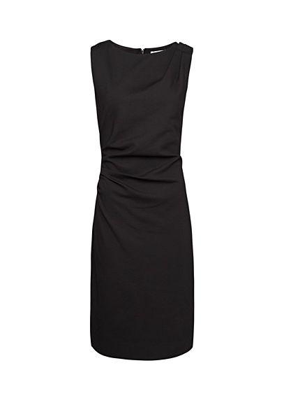 MANGO - Draped details dress