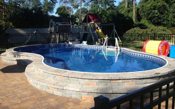 Home Page Brothers 3 Pools Above Ground Pools Semi Inground Pools Pools Long Long Island Pool