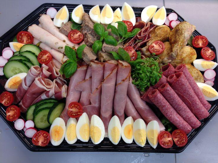 koude vleesschotels | Koude vleesschotel