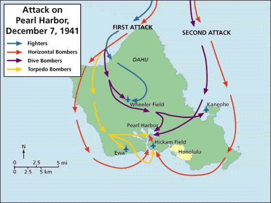 an analysis of the japanese attack on pearl harbor Presents an analysis of the japanese attack on pearl harbor to be used in developing programs of instruction for the air command and staff college at the air university chapter one provides a brief biographical sketch of japanese fleet admiral isoroku yamamoto chapter two consists of the pre- lude to battle, a battle.