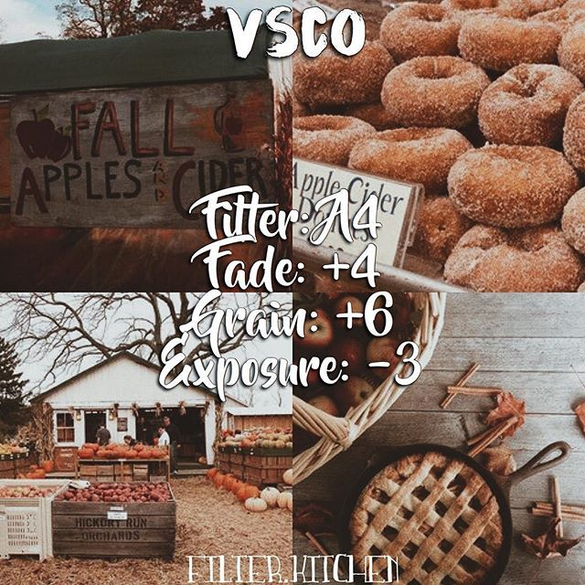 Even though my fall theme is kind of set in stone already, this is too perfect a fall filter for me to even begin to not pin it. -Xoxo, Ari