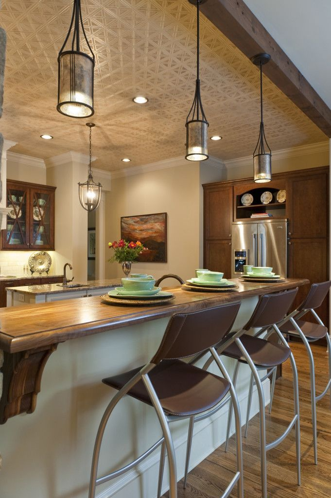 Kitchen Lighting Design Ideas.