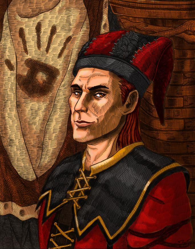 The Fool of Hearts by SlayerSyrena.deviantart.com on @deviantART