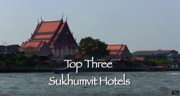 cool Greatest Motels in Sukhumvit (Bangkok) (HD)