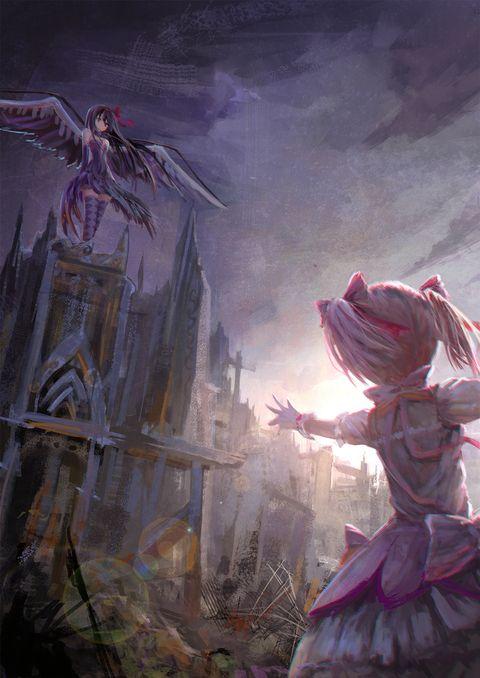 Anime: Puella Magi Madoka Magica