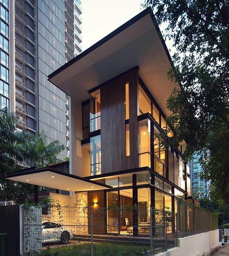 """ARCHITECTURE HUNTER (@architecture_hunter) på Instagram: """"#architecture_hunter Paterson 3, by AR43 Architects Via: @decorsdesigne"""""""