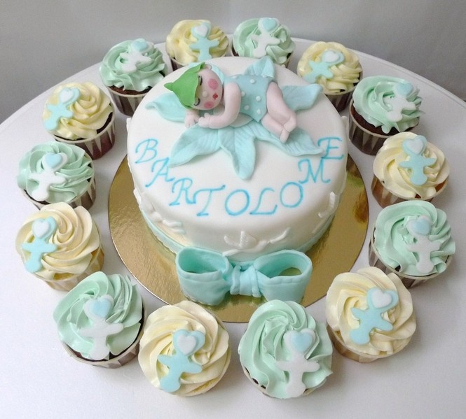 cupcake decorating ideas 57 best pastel bautizo images on conch 31155