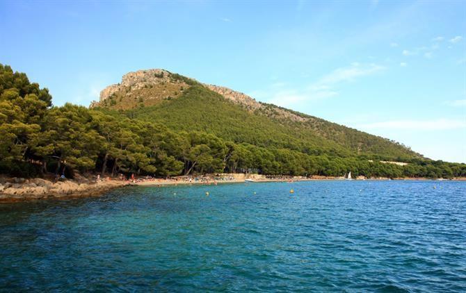 Cala Formentor, Majorque - Îles Baléares (Espagne)