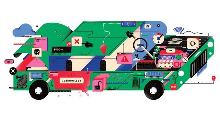 L'affaire Volkswagen l'a montré: l'informatique embarquée peut servir la face obscure de l'industrie automobile. Autre danger: elle expose les conducteurs au piratage. Les constructeurs affrontent désormais la pression des politiques et des géants d'Internet.