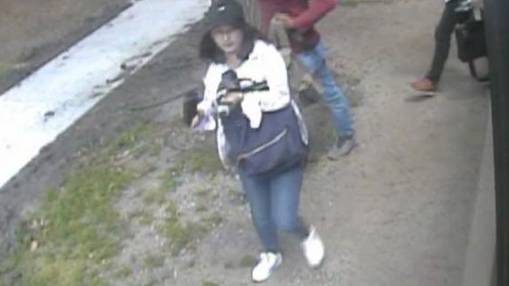 The Astra that Yingying Zhang was seen entering on the day of her disappearance has been recovered.