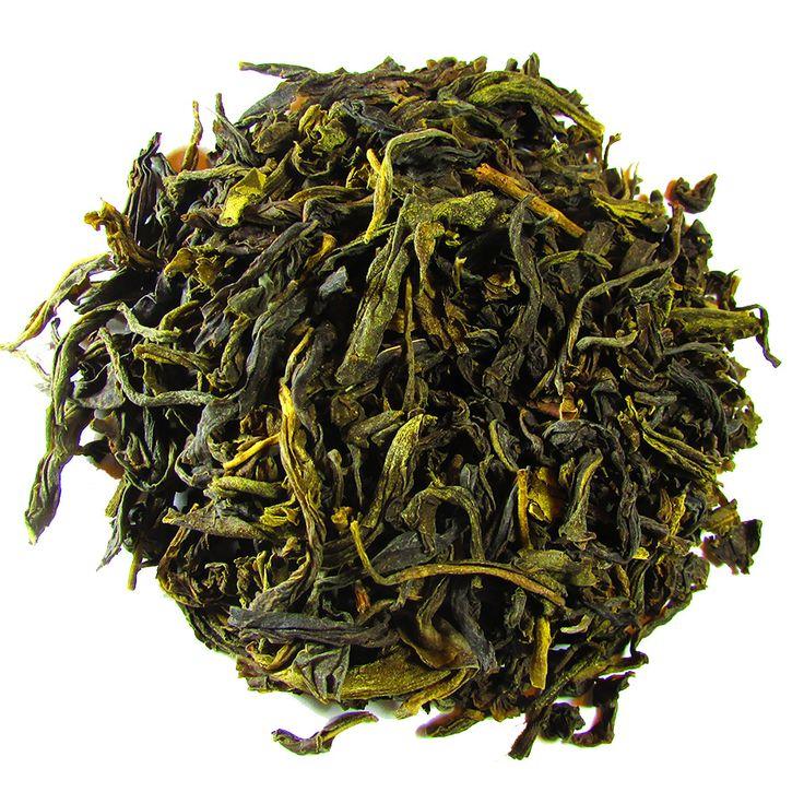 Organic Ceylon Green (Sri Lanka) Organic loose leaf tea